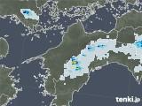 2020年05月06日の愛媛県の雨雲レーダー