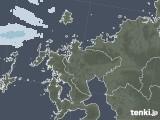 2020年05月06日の佐賀県の雨雲レーダー