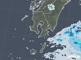 2020年05月06日の鹿児島県の雨雲レーダー