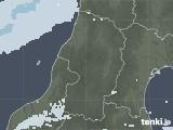 2020年05月06日の山形県の雨雲レーダー