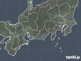 2020年05月07日の東海地方の雨雲レーダー