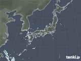 2020年05月07日の雨雲レーダー