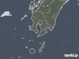 2020年05月07日の鹿児島県の雨雲レーダー
