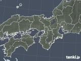 2020年05月08日の近畿地方の雨雲レーダー