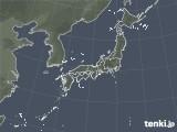 2020年05月08日の雨雲レーダー