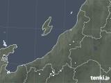 2020年05月08日の新潟県の雨雲レーダー
