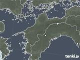 2020年05月08日の愛媛県の雨雲レーダー