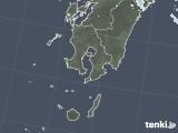 2020年05月08日の鹿児島県の雨雲レーダー