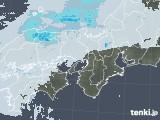 2020年05月09日の近畿地方の雨雲レーダー