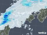 2020年05月09日の四国地方の雨雲レーダー