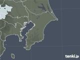 2020年05月09日の千葉県の雨雲レーダー