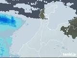 2020年05月09日の石川県の雨雲レーダー