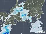 2020年05月10日の東海地方の雨雲レーダー