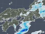 2020年05月10日の近畿地方の雨雲レーダー