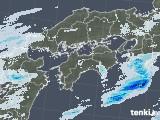 2020年05月10日の四国地方の雨雲レーダー