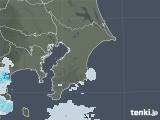 2020年05月10日の千葉県の雨雲レーダー