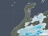 2020年05月10日の石川県の雨雲レーダー
