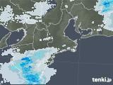 2020年05月10日の三重県の雨雲レーダー