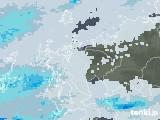 2020年05月10日の佐賀県の雨雲レーダー