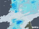 2020年05月10日の青森県の雨雲レーダー