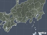 2020年05月11日の東海地方の雨雲レーダー