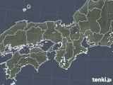 2020年05月11日の近畿地方の雨雲レーダー