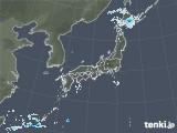 2020年05月11日の雨雲レーダー
