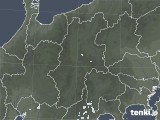 2020年05月11日の長野県の雨雲レーダー