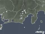 2020年05月11日の静岡県の雨雲レーダー