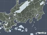 2020年05月12日の東海地方の雨雲レーダー