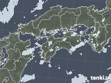 2020年05月12日の四国地方の雨雲レーダー
