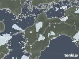2020年05月12日の愛媛県の雨雲レーダー