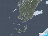 2020年05月12日の鹿児島県の雨雲レーダー