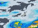 2020年05月12日の沖縄県の雨雲レーダー
