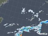 2020年05月13日の沖縄地方の雨雲レーダー
