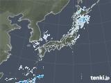 2020年05月13日の雨雲レーダー
