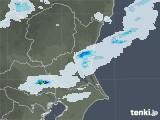 2020年05月13日の茨城県の雨雲レーダー