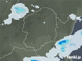 2020年05月13日の栃木県の雨雲レーダー