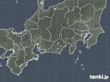 2020年05月14日の東海地方の雨雲レーダー