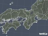 2020年05月14日の近畿地方の雨雲レーダー