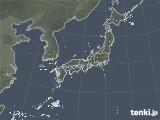 2020年05月14日の雨雲レーダー