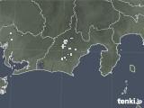 2020年05月14日の静岡県の雨雲レーダー