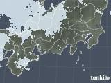 2020年05月15日の東海地方の雨雲レーダー