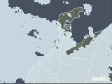 2020年05月15日の石川県の雨雲レーダー