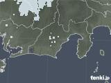 2020年05月15日の静岡県の雨雲レーダー