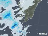 2020年05月15日の鹿児島県の雨雲レーダー