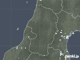 2020年05月15日の山形県の雨雲レーダー