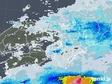2020年05月16日の近畿地方の雨雲レーダー