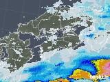 2020年05月16日の四国地方の雨雲レーダー