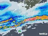 2020年05月16日の鹿児島県の雨雲レーダー